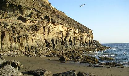 Playa de Tiritaña